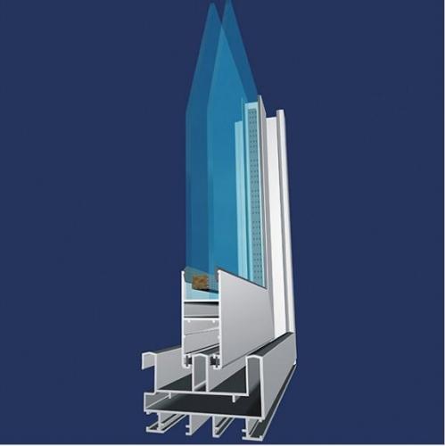 Feal Sistem Klizni elemenata  bez termo mosta