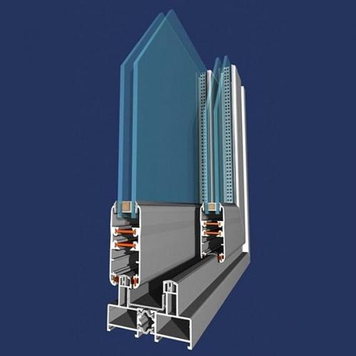 Feal Sistem Klizni elemenata sa termo mostom T80